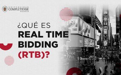 ¿Qué es el Real Time Bidding (RTB)?