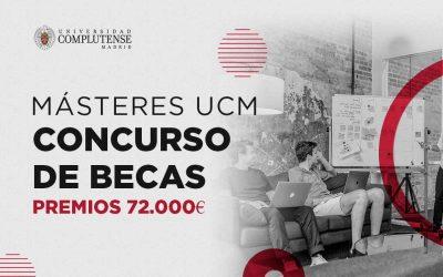 Concurso de Becas UCM (72.000€)