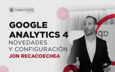 Google Analytics 4: Novedades y Configuración
