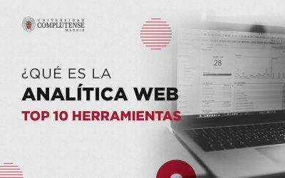 ¿Qué es la Analítica Web? Top 10 Herramientas Analítica web